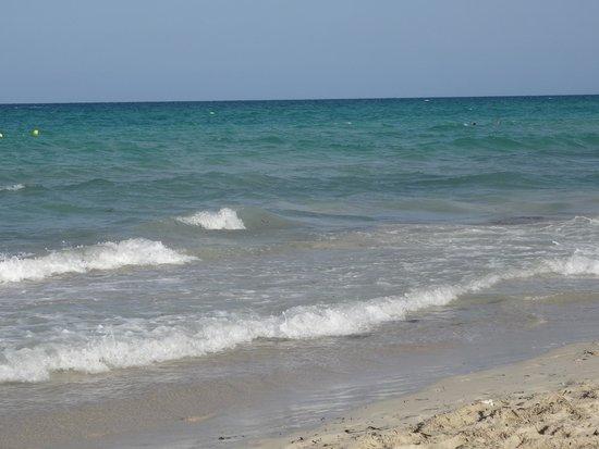 Vincci Helios Beach : la plage