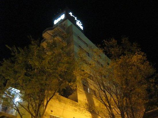 Hotel Route Inn Court Chikuma Koshoku: 外観