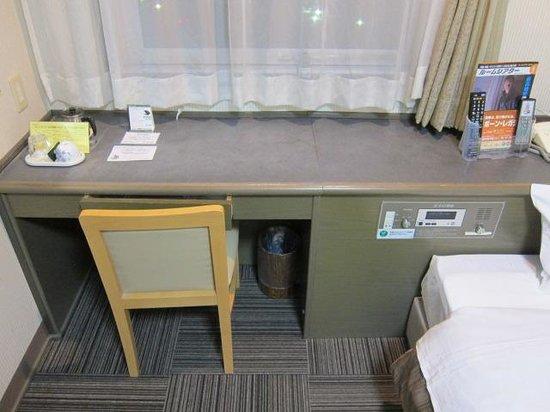 Hotel Route Inn Court Chikuma Koshoku: 客室