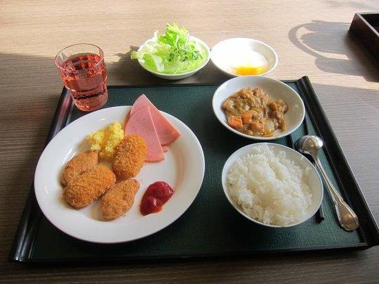 Hotel Route Inn Court Chikuma Koshoku: 朝食