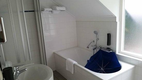 Princess Hotel de Wipselberg : De badkamer