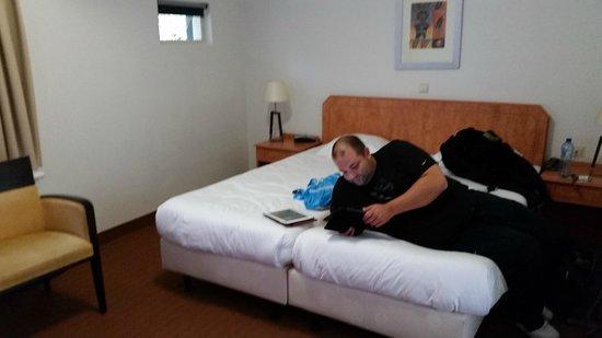 Princess Hotel de Wipselberg : De kamer