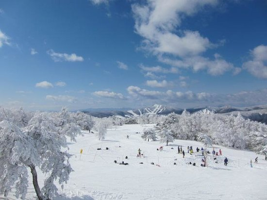 Minenohara Plateau Ski Resort