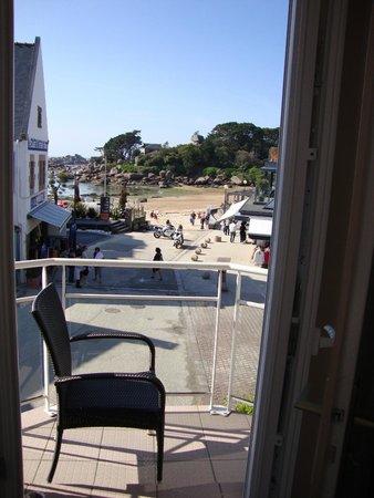 Hotel de l'Europe : balcon