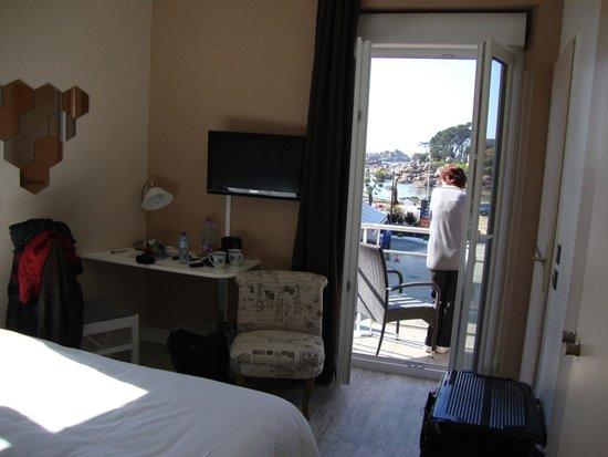 Hotel de l'Europe : chambre 110