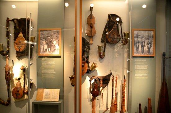 Sorbisches Museum: Een stukje muziekfolklore