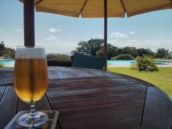 Kilima Kiu Manor: Relaxing