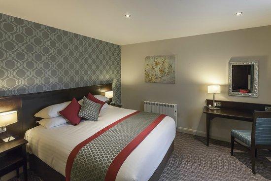 Best Western Plus Manchester Airport Wilmslow Pinewood Hotel: Bedroom