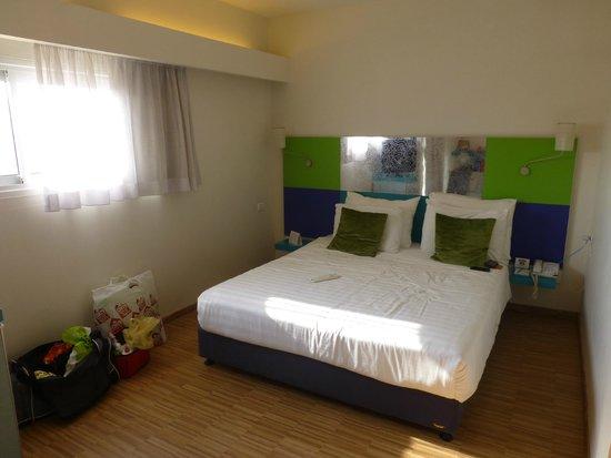Hotel Prima City Tel Aviv : חדר