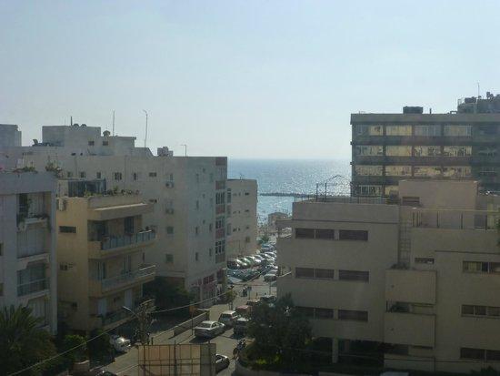 Hotel Prima City Tel Aviv : נוף מהחדר