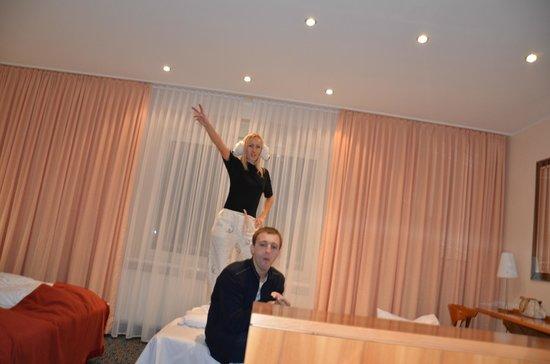 Ringhotel Loew's Merkur: номер