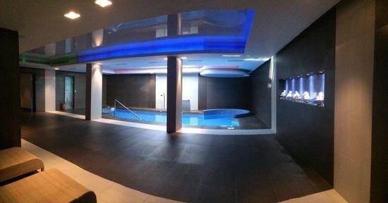 Castello Boutique Resort & Spa: Spa pool