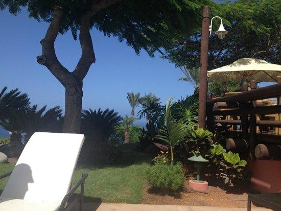 The Ritz-Carlton, Abama: de la piscine du Mirador, vue mer !