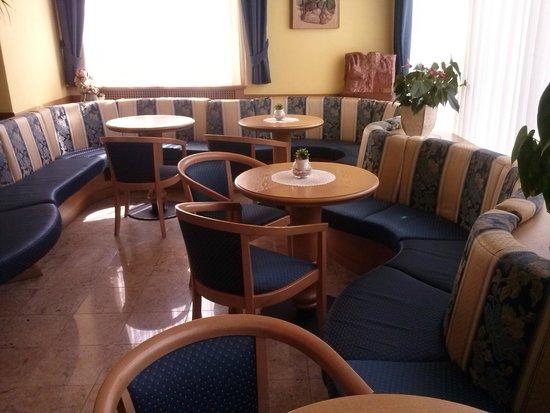 Hotel Pareda: Interno
