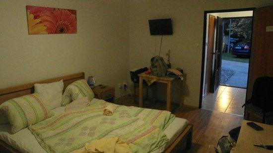 Motel Dlouha Louka: Так выглядит бунгало внутри