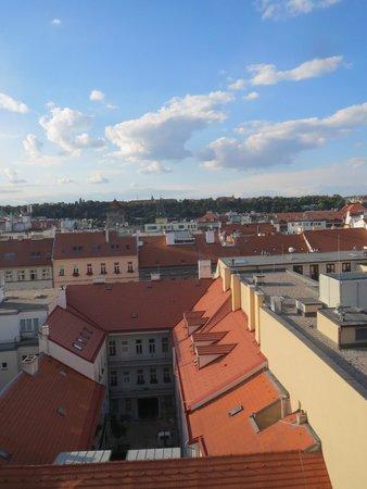 Ibis Praha Old Town: vue de la fenêtre