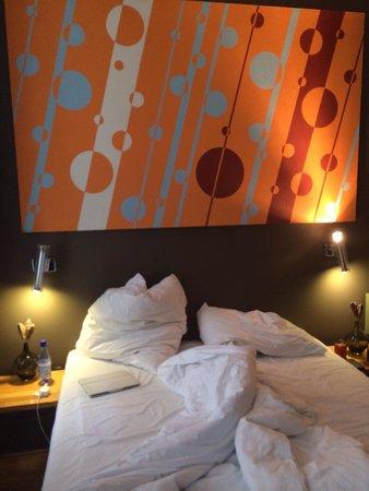 Miss Sophie's Hotel : Heerlijk nachtje