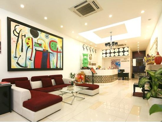 Hanoi Legacy Hotel Hoan Kiem: Photo from the Website