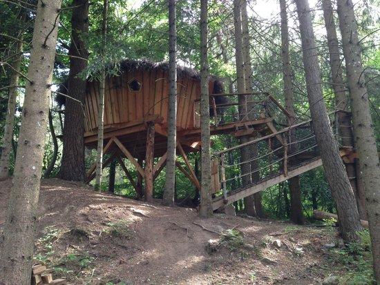 Cabanes Et Yourtes De La Vallee De L'Ance