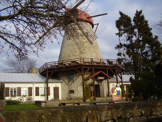 Saaremaa Veski: Трактир Мельница на острове Сааремаа