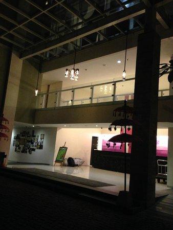 favehotel Seminyak : la hall dell'hotel