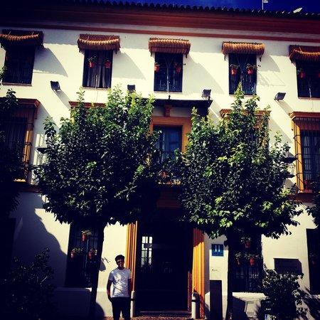Hospes Las Casas del Rey de Baeza Sevilla: Entrén