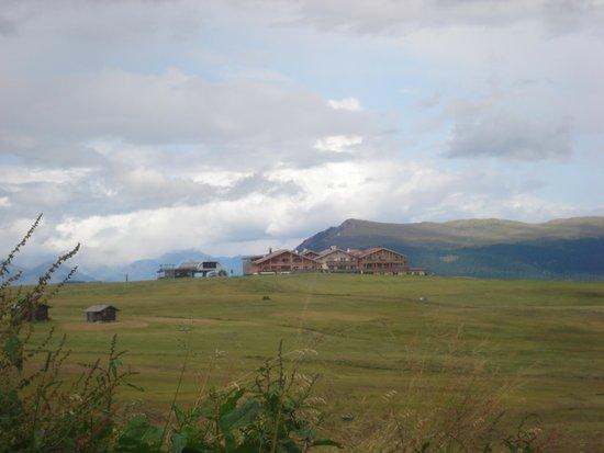 Alpenhotel Panorama: Esterno dell'hotel