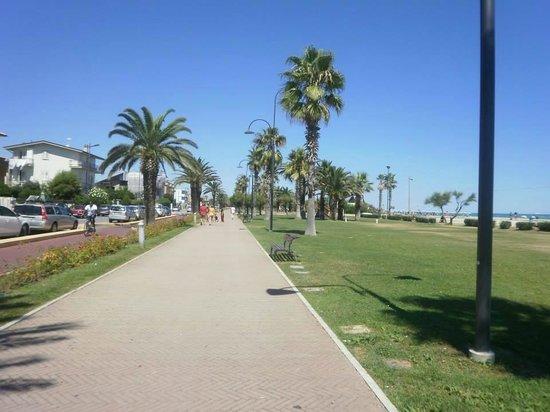 Lungomare di Porto Sant'Elpidio: Lungomare PSE