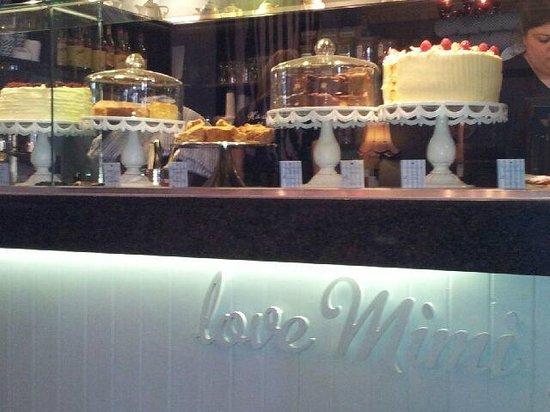 Mimi's bakehouse cakes