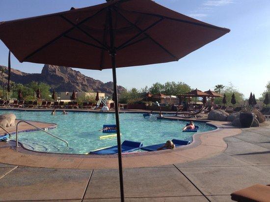 JW Marriott Scottsdale Camelback Inn Resort & Spa: Piscina