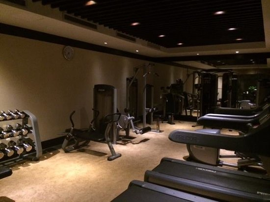 Banyan Tree Hangzhou: The Gym