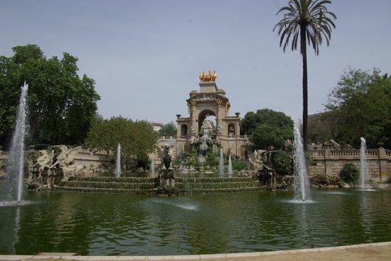 Parc de la Ciutadella : parc de la citadelle