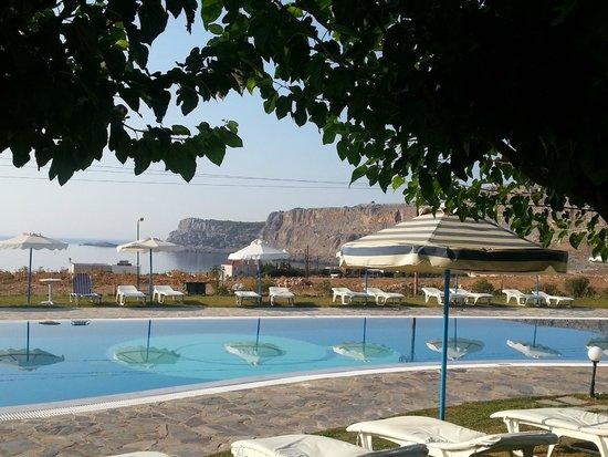Lindos Sun Hotel - la piscina