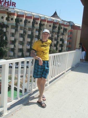 Saphir Hotel: Saphir