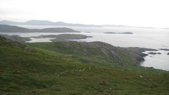 Connemara National Park : la cote ouest de l'Anneau de Kerry