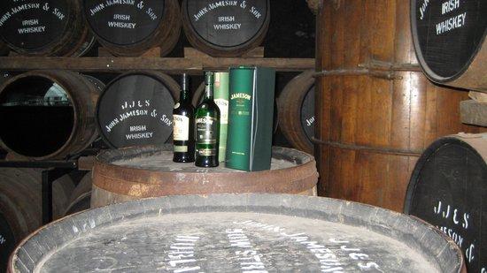 Connemara National Park : une distillerie de Whisky
