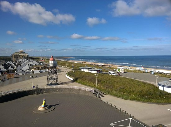 NH Atlantic Den Haag: mooi uitzicht