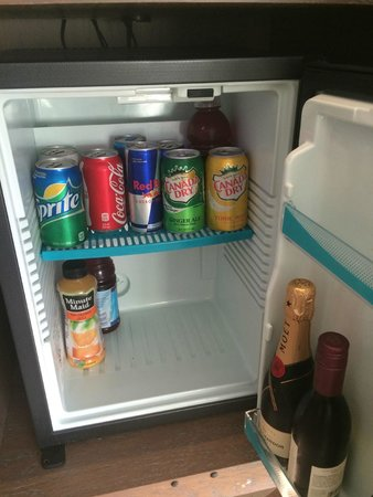 Z Ocean Hotel South Beach: Mini Bar