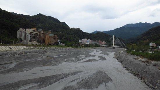 Chihpen: 知本の温泉街