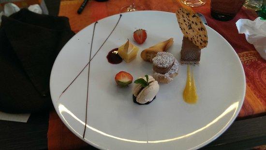 La Table d'Angele: Gourmandise de desserts