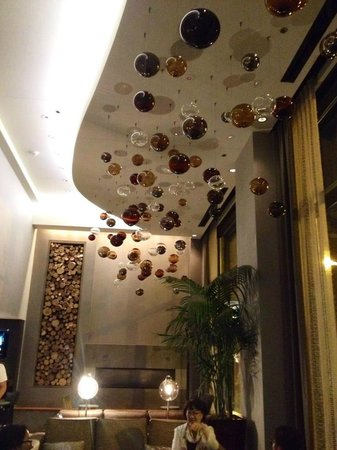 Hotel Felix : hall
