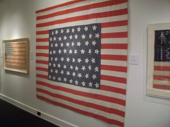 Frazier History Museum : American Flag Exhibit