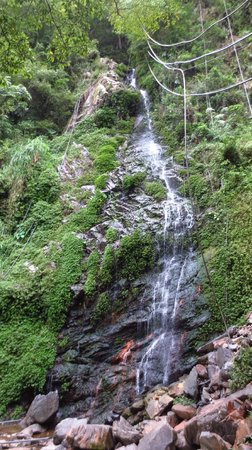 Baiyu Waterfall