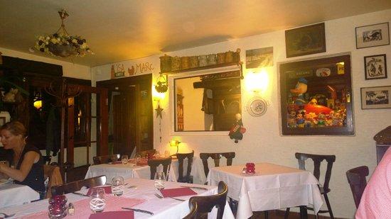La Table du Brocanteur: sempre il locale