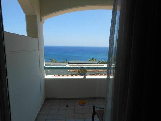 Rodos Princess Beach Hotel: Vista camera