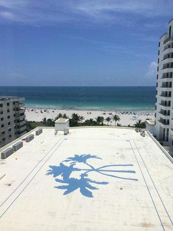 Loews Miami Beach Hotel: Vista dalla camera