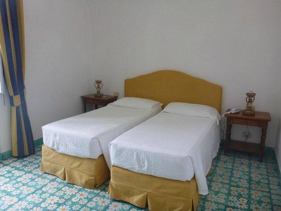 Hotel Luna Convento: ベッド