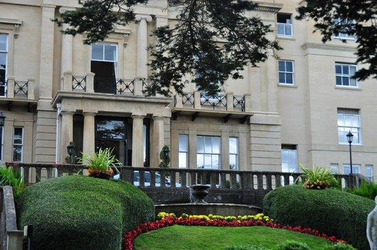 MacDonald Bath Spa Hotel: Outside
