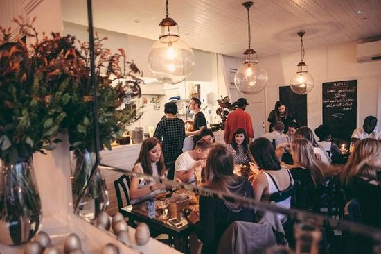 Photo of American Restaurant Clutch at 4 Ravenscroft Street, London E2 7QG, United Kingdom