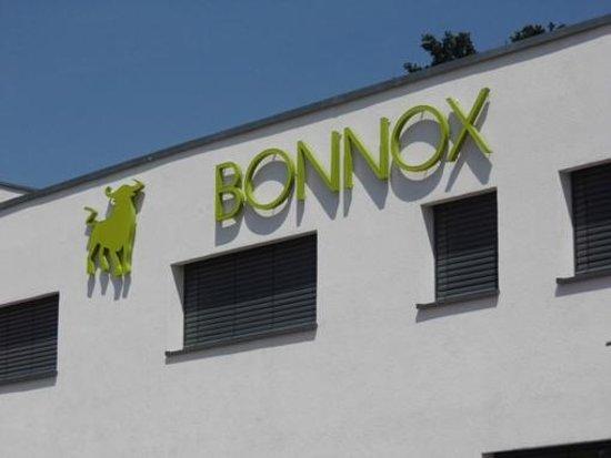 BONNOX Boardinghouse & Hotel : Hotel-Eingang